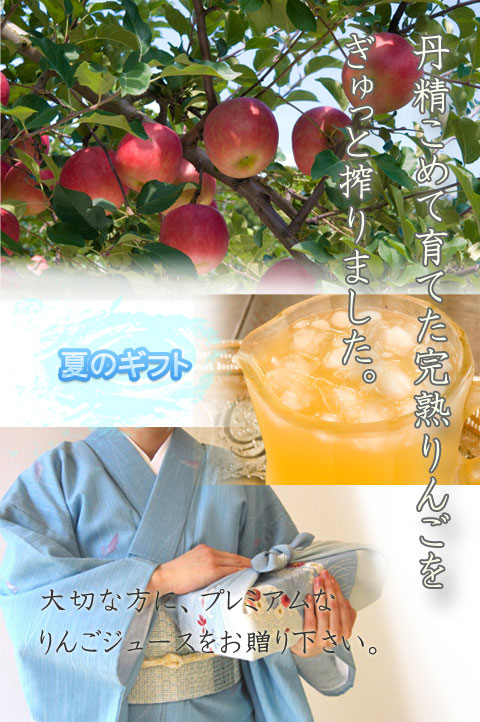 お中元用ジュースバナーblog